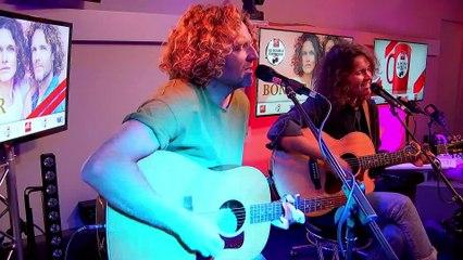 Bon Air en live dans Le Double Expresso RTL2 (06/11/20)