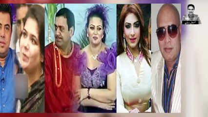 Marriage of stage actors with Pakistani stage actress