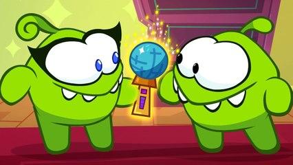 Om Nom Stories: Super-Noms - Magic Mic - Funny cartoons for kids