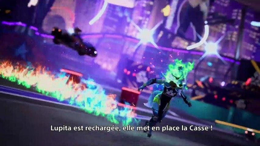 Destruction AllStars - Trailer de gameplay