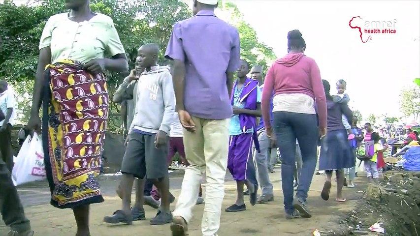 Spot Amref Health Africa