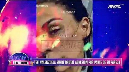 ¡Se iba a casar! Eleazar Gómez le pidió la mano a Stephanie Valenzuela la misma noche que la agredió