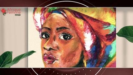 Tatou Dembéléparle de son initiative pour la scolarisation de la jeune fille