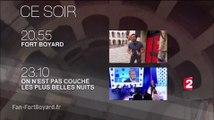 Fort Boyard 2016 - Bande-annonce soirée de l'émission 1 (02/07/2016)