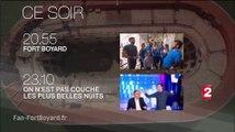 Fort Boyard 2016 - Bande-annonce soirée de l'émission 3 (16/07/2016)