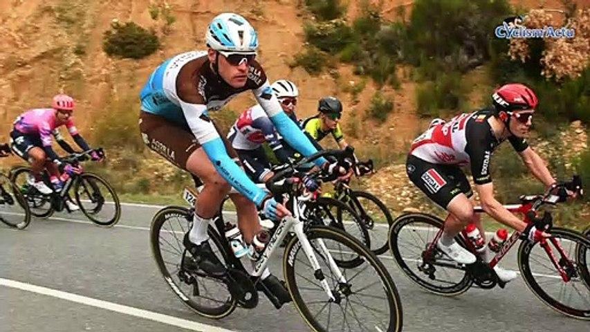 """Tour d'Espagne 2020 - Dorian Godon : """"J'ai tout fait au mental"""""""