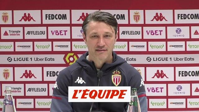 Kovac : « Lecomte ? Une indisponibilité de six semaines » - Foot - L1 - Monaco