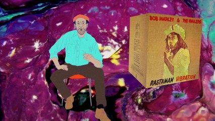 Bob Marley - Behind the Cover: Rastaman Vibration
