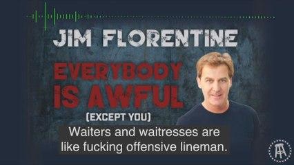 Jim Florentine Trashes 1-star Yelp! Reviewer