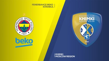 EuroLeague 2020-21 Highlights Regular Season Round 7 video: Fenerbahce 83-71 Khimki