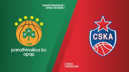 EuroLeague 2020-21 Highlights Regular Season Round 7 video: Panathinaikos 83-89 CSKA