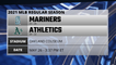 Mariners @ Athletics Game Preview for MAY 26 -  3:37 PM ET