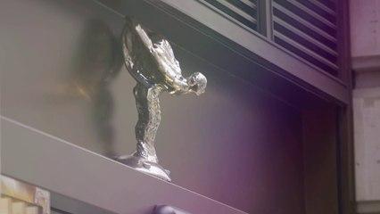 Rolls-Royce muestra su nueva sala de exposiciones en Londres