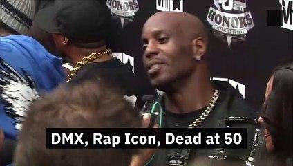 DMX, Rap Icon