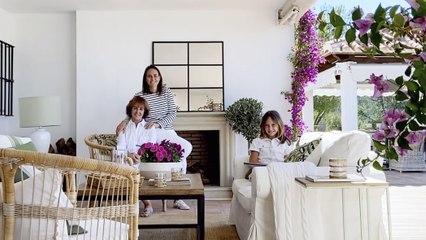 Las mejores casas de las lectoras: la casa andaluza llena de encanto de Salvadora en Málaga