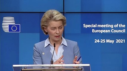 EU leaders shelve request on design of climate change targets. Ursula von der Leyen is optimistic!
