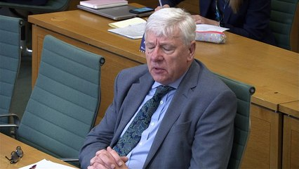 Cummings: 'we sent people with Covid back to care homes'
