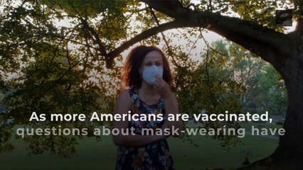 Is Wearing a Mask Outside Necessary?