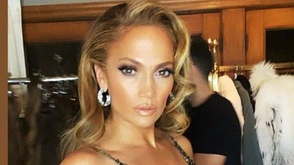 Jennifer Lopez is a Bonafide Fashion Icon