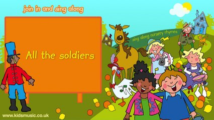 Kidzone - All The Soldiers