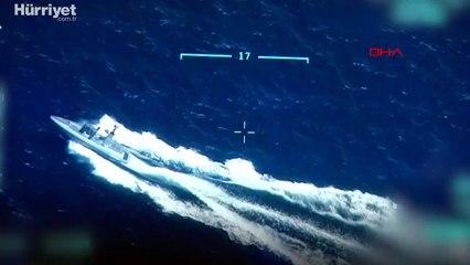 İnsansız silahlı deniz aracı testleri başarıyla geçti