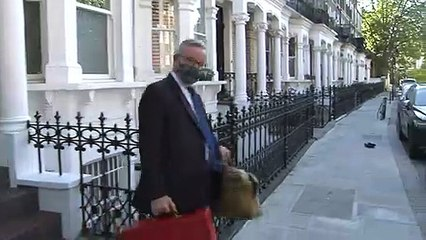 Michael Gove doorstep