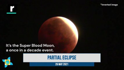 Today I Learned: What Makes a Super Blood Moon?