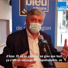 """Régionales en Centre-Val-de-Loire : Nicolas Forissier s'emparera du """"sujet de la protection et de la sécurité"""""""