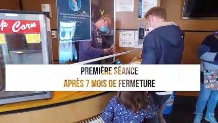 Sorties : Le cinéma Fa-Mi-La rouvre ses portes - 27 Mai 2021