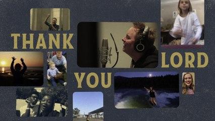 Chris Tomlin - Thank You Lord