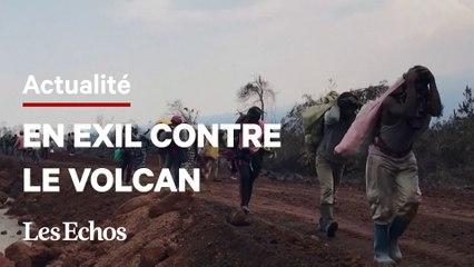 En République Démocratique du Congo, des milliers d'habitants évacués face au risque d'éruption d'un volcan