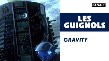 Gravity - Les Guignols - CANAL+