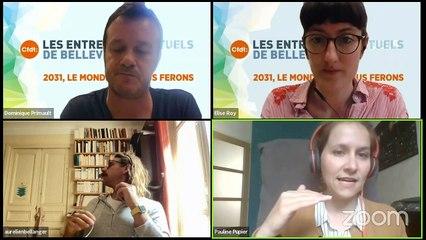 Les Entretiens virtuels de Belleville - En 2031, la fin des frontières ?