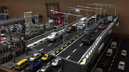 This guy shrunk Metro Manila and its jam-packed streets