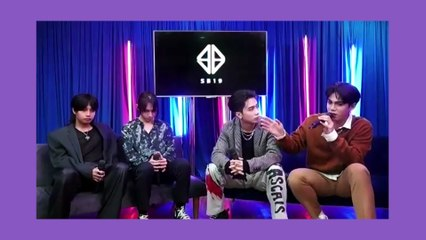 P-Pop Group SB19 Shares How They Feel About People Thinking They're Different