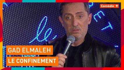 Gad Elmaleh s'est ennuyé pendant le confinement - Comédie+