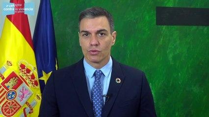 Pedro Sánchez apoya la VIII Carrera contra la Violencia de Género