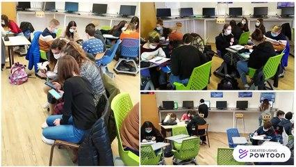 Classe coopérative et co-enseignement en mathématiques - Académie de Bordeaux