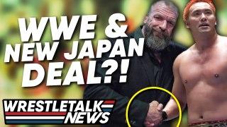 WWE STEALING AEW Partnership?! Paige BANNED From Twitch! | WrestleTalk