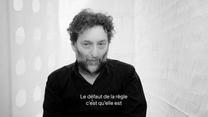 La beauté d'une ville, Philippe Simon, L'esthétique de la règle