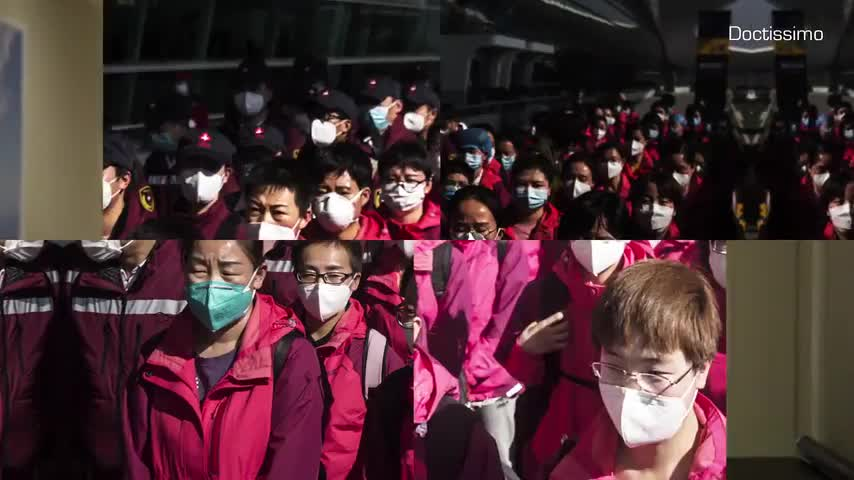 Coronavirus : Wuhan sort de sa quarantaine