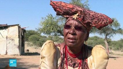 """ألمانيا تعترف بارتكاب """"إبادة جماعية"""" في ناميبيا"""