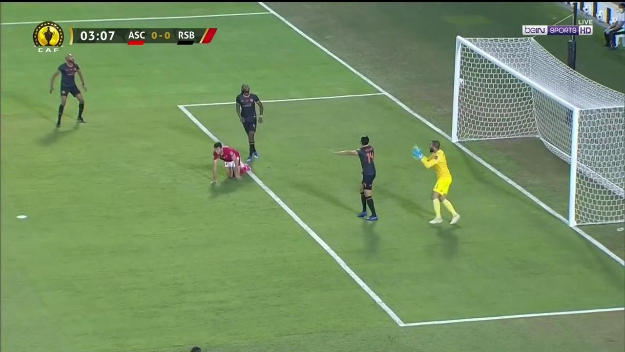 Al Ahly Capture Caf Super Cup Over Rs Berkane