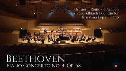 Orquesta Reino de Aragón - Beethoven: Piano Concerto No. 4, Op. 58
