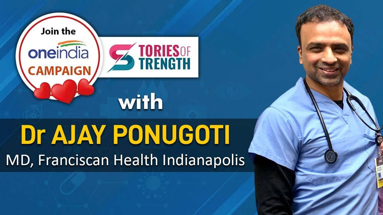 Covid-19: Stories of strength: Special chat with Dr Ajay Ponugoti from Indianapolis | Oneindia News