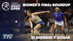 Squash: El Sherbini v Gohar - El Gouna International 2021 - Women's Final Roundup