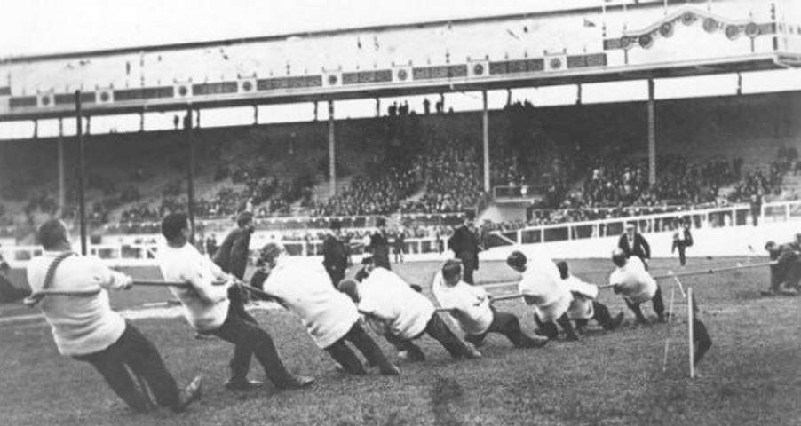 Cabo de guerra, tiro ao pombo… Veja dez esportes inusitados que já foram olímpicos