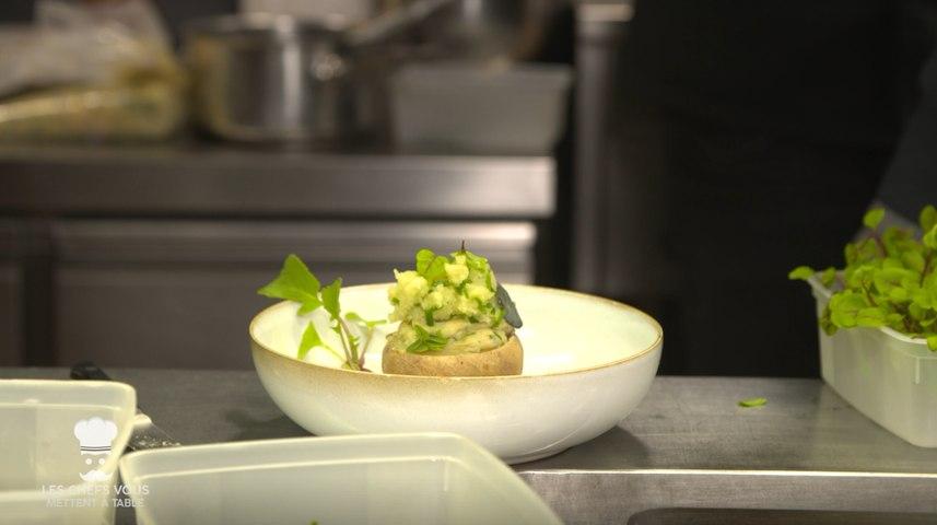 Les chefs vous mettent à table (Episode 4) : Haddock, pommes de terre et lentilles béluga