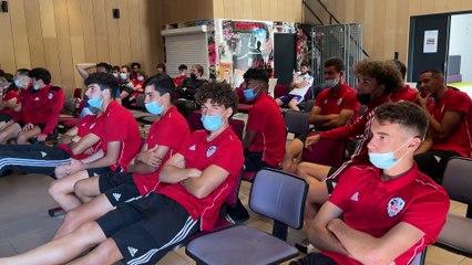 La formation acéiste sensibilisée par le Comité Éthique et Sport