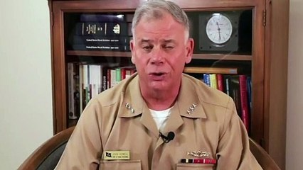 A Honest Message On Mental Health Awareness by US Chief of Naval